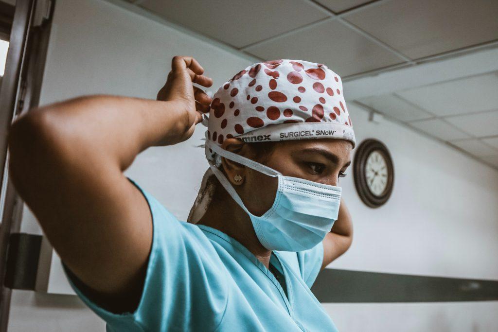 Palliative care Covid19 South Africa